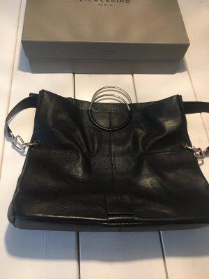 Liebeskind Shopper black leather