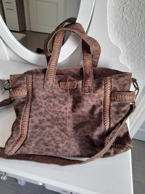 Liebeskind Shopper brown leather