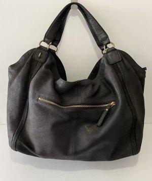 LIEBESKIND Shopper Tasche schwarz Logo