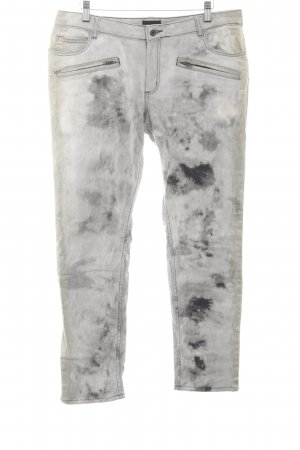 Liebeskind Jeans slim fit grigio chiaro stile casual