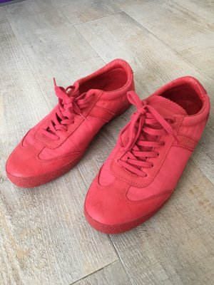 Liebeskind Lace-Up Sneaker red
