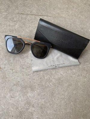 Liebeskind Angular Shaped Sunglasses anthracite