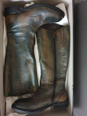 Liebeskind Jackboots multicolored leather