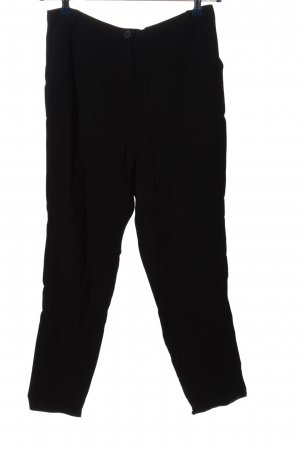 Liebeskind Stoffen broek zwart casual uitstraling