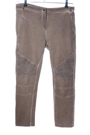 Liebeskind Pantalon strech brun style décontracté