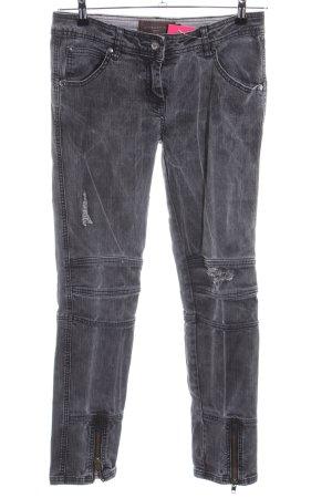 Liebeskind Pantalon strech gris clair style décontracté