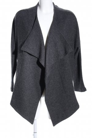 Liebeskind Cardigan light grey flecked business style