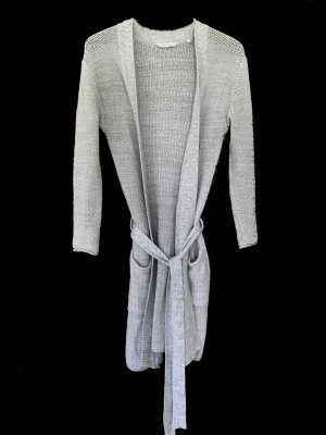 Liebeskind Strickjacke light grey XS S