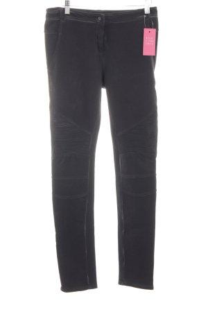 Liebeskind Pantalone fitness nero stile casual