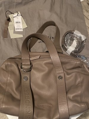 Liebeskind Crossbody bag grey brown-light brown