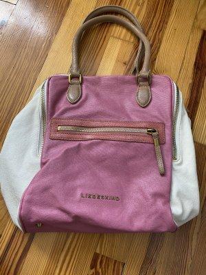 Liebeskind Handbag white-pink