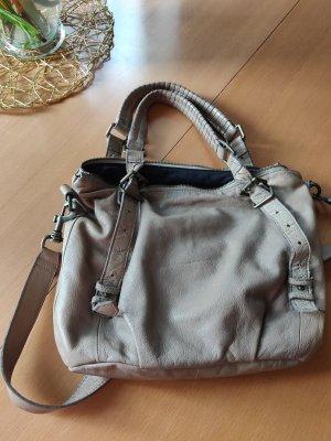 Liebeskind Crossbody bag cream leather