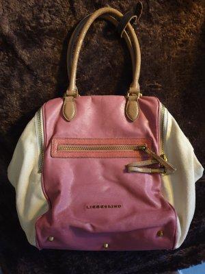 Liebeskind Handbag oatmeal-pink