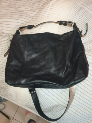 Liebeskind Shoulder Bag black leather