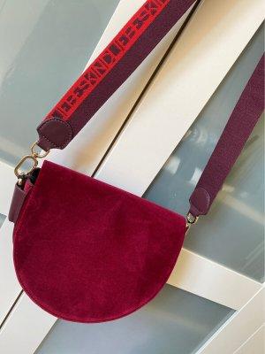 Liebeskind Berlin Shoulder Bag dark red