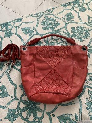 Liebeskind Berlin Carry Bag raspberry-red