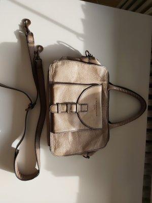 Liebeskind Handbag beige leather