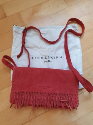 Liebeskind Crossbody bag brick red