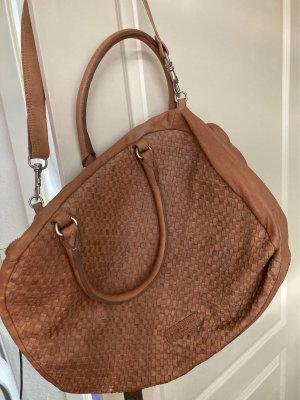 Liebeskind Pouch Bag cognac-coloured-light brown
