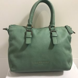 Liebeskind Carry Bag sage green-green leather