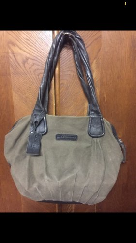 Liebeskind Handbag grey brown