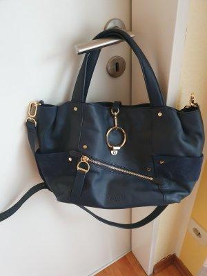 Liebeskind Tasche Leder marine blau