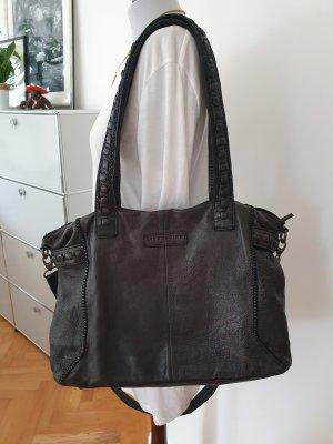Liebeskind Tasche Leder schwarz