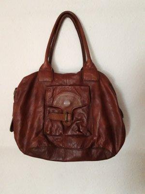 Liebeskind-Tasche, Modell: Alice 2D, Farbe: dark red