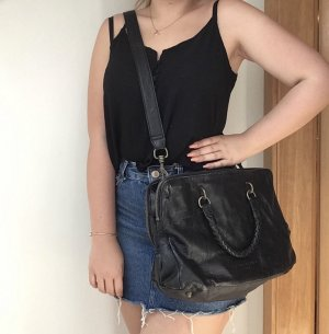 Liebeskind Tasche vintage schwarz