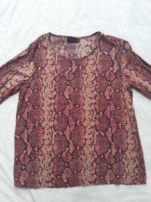 Liebeskind Long Sleeve Blouse pink-purple viscose