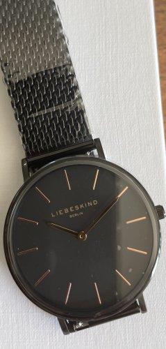 Liebeskind Analog Watch black-pink
