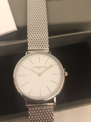 Liebeskind Berlin Reloj analógico color plata-blanco