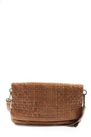 Liebeskind Crossbody bag brown allover print elegant