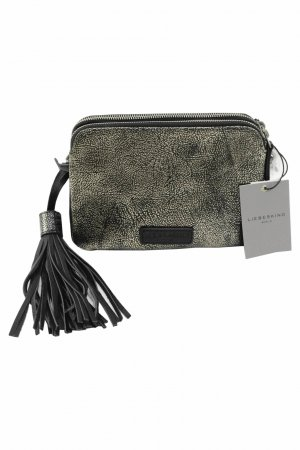 Liebeskind Crossbody bag grey leather