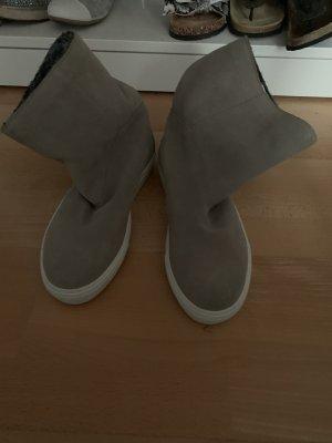 Liebeskind Winter Booties light grey
