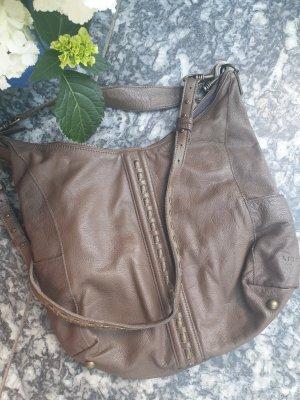 Liebeskind Shoulder Bag taupe-grey brown