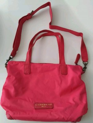 Liebeskind Shopper bright red-brick red