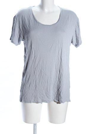 Liebestraum T-Shirt hellgrau Casual-Look