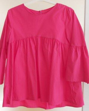 Liebliche Bluse in pink