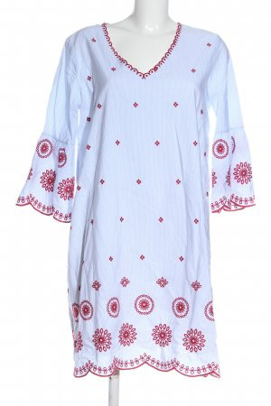 Lieblingsstück Blouse Dress white-blue striped pattern casual look