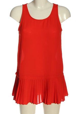 Lieblingsstück Sleeveless Blouse red casual look