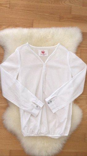 Lieblingsstück Long Sleeve Blouse white