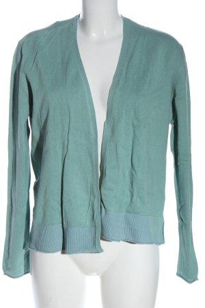 Lieblingsstück Cardigan turquoise casual look