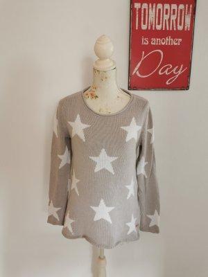 Lieblingsstück Fine Knit Jumper cream-white cotton