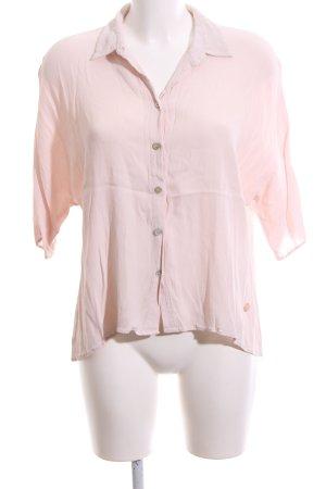 Lieblingsstück Hemd-Bluse pink Casual-Look