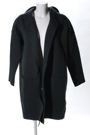 Lieblingsstück Abrigo con capucha negro look casual