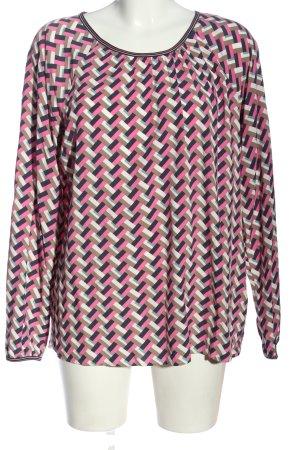 Lieblingsstück Long Sleeve Blouse allover print casual look
