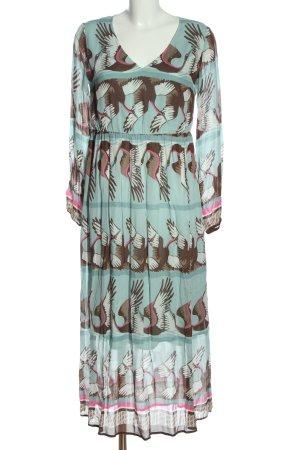 Lieblingsstück Longsleeve Dress allover print casual look