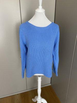 Lieblingsstück Knitted Sweater steel blue-cornflower blue