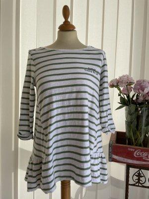 Lieblingsstück Stripe Shirt white-green